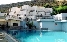 Foto Aparthotel Melissa in Matala ( Heraklion Kreta)